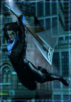 NightWing 3.0... by benbischop