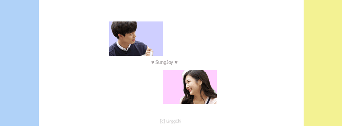 [Gif] SungJoy by linhchinie