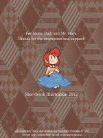 Patchwork BACKCOVER by LambityMoon
