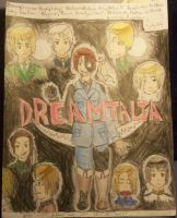 Dreamtalia Contest Entry: Movie Poster by Hetaria-wa-sugoidesu