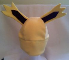 jolteon hat by CaptHansIsMyMaster