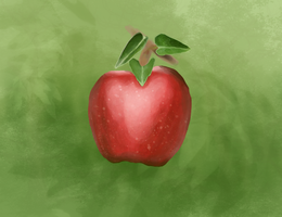Apple by Narhwhal