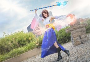Summoner Yuna - I've Learned to Smile by AeraYuna