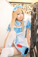 Alice Cosplay 3 by BabyClassicSonic