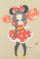 Not Minnie by hollabikki