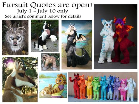 Want a Fursuit from Beastcub? by LilleahWest