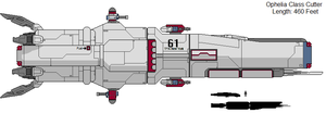 Ophelia Class Cutter by EdXCal