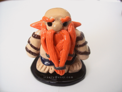 Gragas Figure by Stawry