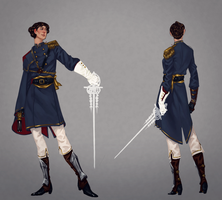 1886_Contest Entry (Outfit) by BagelHero-Works