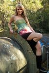 Ashlee - pipe sitting 1 by wildplaces