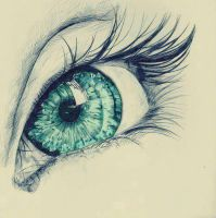 Beautiful Eye by Ale3andra-chan