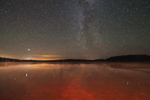 Star lake by JuhaniViitanen