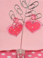 Bubblegum Babydoll Earrings by PeppermintPuff
