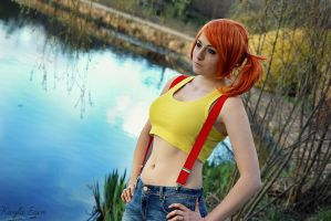 Pokemon: Misty by KaylaErinOfficial