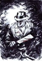 Rorschach by FlowComa