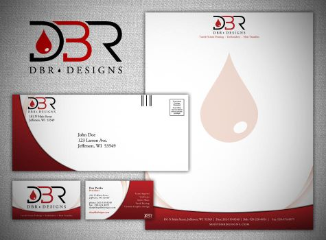 DBR Designs Stationary by DesignPhilled
