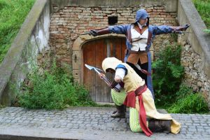 Assassins Creed Unity Cosplay by Hepheistion
