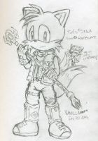 Tails McCloud by VanillaREM