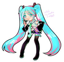 collab - miku by m-0-c-h-i