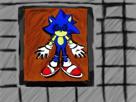Sonic the hedgehog - Trapped by codeman160