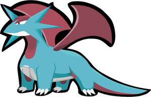 Salamence by SWN-001