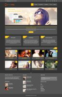 Practical WP - Responsive 1440px Theme - dark styl by m-themes