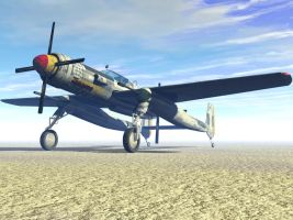 Junkers EF-112 by shelbs2