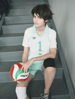 Oikawa by Crown-trickster