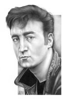 Teddy Boy - Lennon 1961 by SAU21866