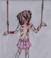 Tied up by Missxalone