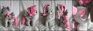Plushie: Pony OC 2 - My Little Pony: FiM by Serenity-Sama