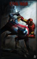 Civil war by saadirfan