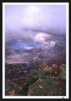 Poas Volcano Crater by AcousticAlchemy