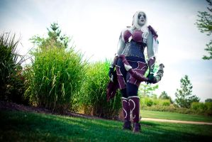 WoW - Lady Sylvanas Windrunner 4 by LiquidCocaine-Photos