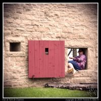 Fun at Fort de Chartres by TRE2Photo-n-Design