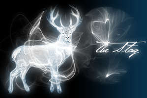 The Patronus: Stag Form by Reminiscexx