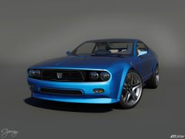 Dacia MC Concept 11 by cipriany