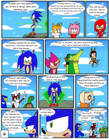 Sonic the Hedgehog Z #2 Pg.6 May 2013 by CCI545