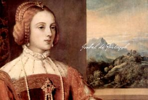 Isabella of Portugal wallpaper by LadyBolena