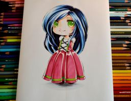 Chibi Lucia by Lighane