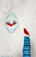 I know why the caged book sing by kingDemoiselle