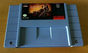 Gears of War 2 for the SNES by alby13