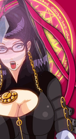 Bayonetta Under Hypnosis by danni68