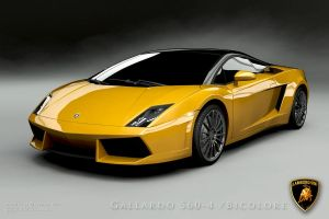 Gallardo 560-4  Bicolore r.1 by edfeg71
