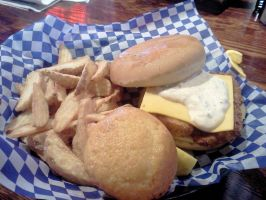 Famous Dave's Fish Sandwich by BigMac1212