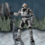 Arctic Recon by SniperStealth