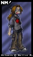 Nellie's Clothes 1- Normal by spookydoom