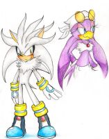 doodlezzz : Silver n Wave by Cha0zGallAnT