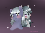 Blinkie and Inkie  color (Donation commission) by ShyMemories
