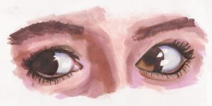 Amy's eyes by OhNo-NotAgain